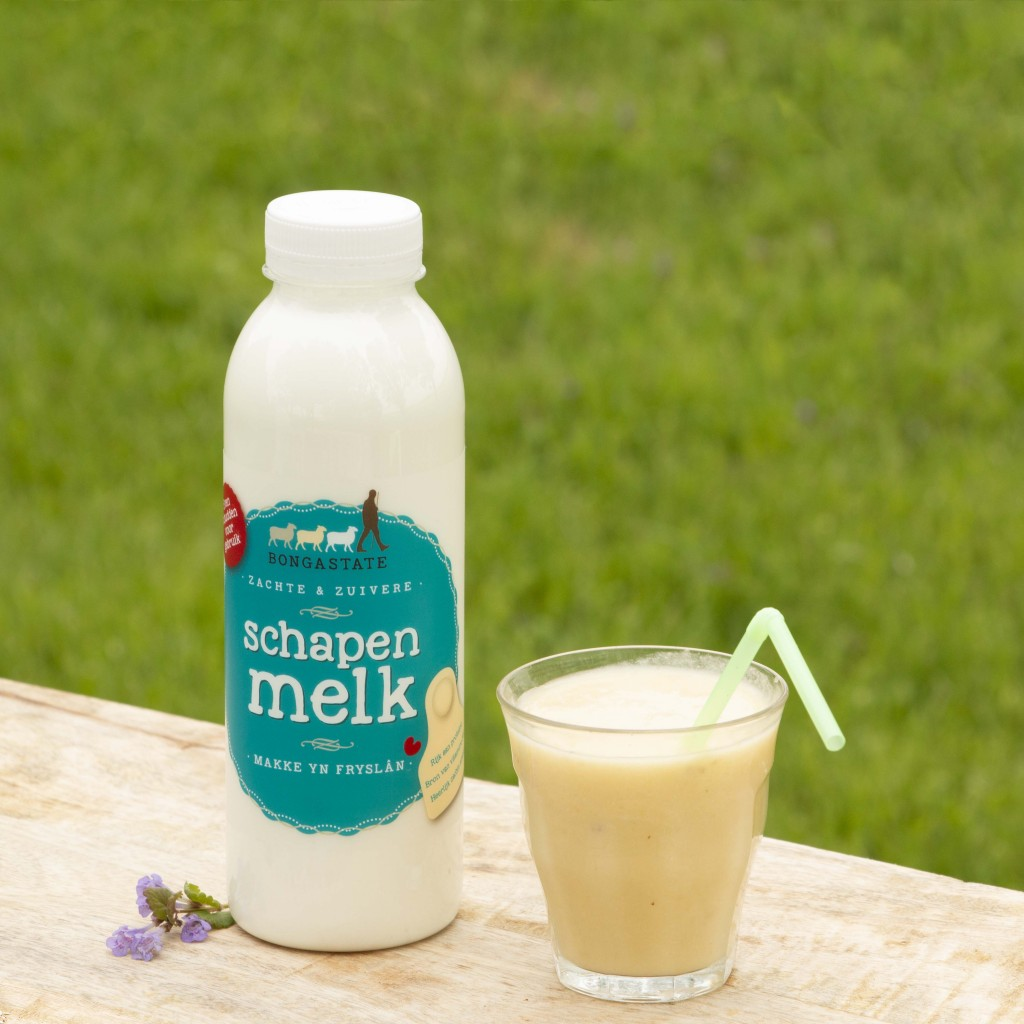 Bongastate Schapenmelk Recept Gele Smoothie